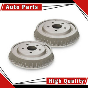 La_centric 2pcs Brake Drums For 1948 1952 Ford F1 rear