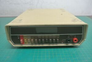 Keithley 169 Multimeter Bench Top Dmm Tested