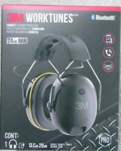 3m Worktunes Pro Bluetooth Connect Hearing Protector