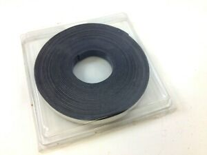 Magnetic Strip Tape 1 2 Inch X 25 Feet Roll Adhesive Backed Magnet