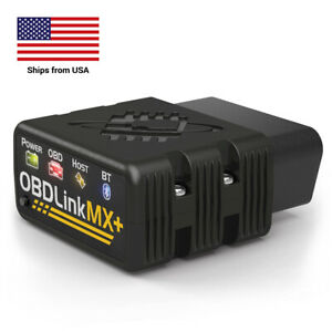 Obdlink Mx Bluetooth Obd2 Scanner