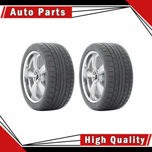 2pieces Mickey Thompson P295 35r18 Tire 99y Street Comp Street Tires 295 35 18
