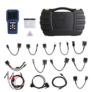 Universal Motorcycle Ecu Fault Code Reader Diagnostic Tool Mst 100p