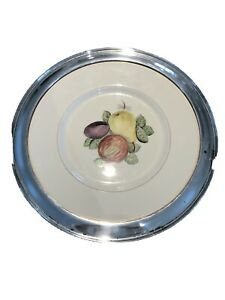 Shreve And Company Sterling Silver Plate 10678 Plate Or Charger 12 1 2