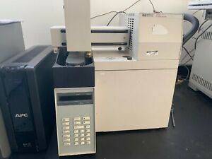 Agilent 6890 Gc W Fid Tcd 2 S sl Headspace autosampler Chemstation Tested