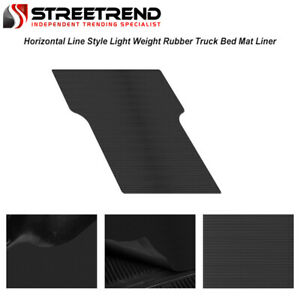 For 2004 2012 Colorado canyon 5 Ft 60 Rubber Truck Bed Trunk Floor Mat Liner V2