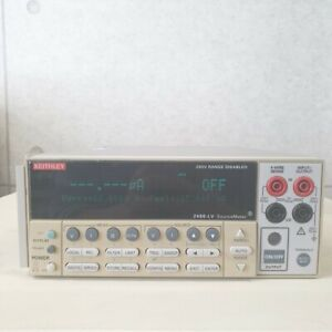 Used Keithley 2400lv sourcemeter