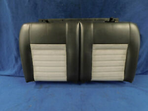 01 2001 Ford Mustang Cobra Coupe Rear Upper Seat Oem Take Out E78