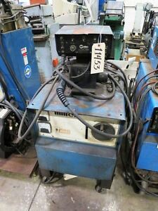 Millermatic Cp 50ts Mig Welder With Wirefeed And Miller Matic Control