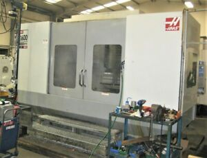Haas Ec 1600yzt Cnc 4 axis Horizontal Machining Center With Extended Z Travel