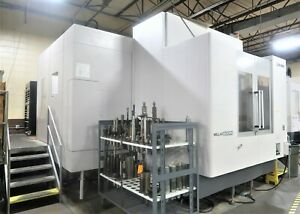 Okuma Millac 800vh 5 axis Cnc Machining Center With 31 5 Pallets New 2008 Low