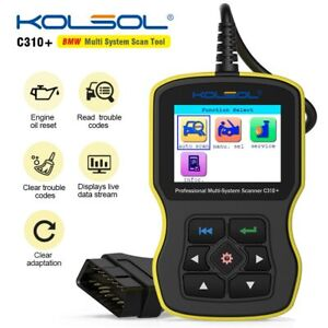 Kolsol C310 Code Scanner Multi System Scan Tool For Bmw And Mini