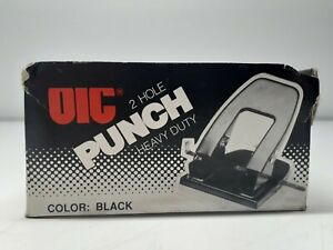 Oic Two Hole Punch Heavy Duty 2 Punch Head
