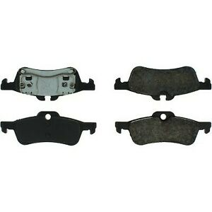 100 10600 Centric Brake Pad Sets 2 wheel Set Rear New For Mini Cooper 2002 2008