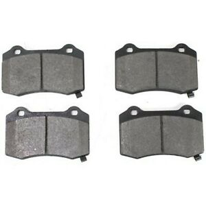 104 10530 Centric 2 Wheel Set Brake Pad Sets Rear New For Chevy Grand Cherokee S