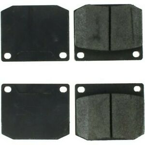 105 00020 Centric Brake Pad Sets 2 Wheel Set Front New For Saab 900 Capri Ford