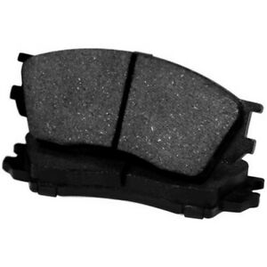 102 10530 Centric Brake Pad Sets 2 Wheel Set Rear New For Chevy Coupe Sedan Jeep