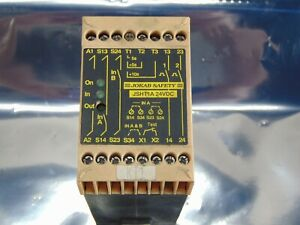 Jokab Jsht1a Safety Relay