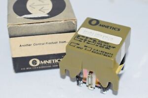New Omnetics Mar115a1y60 Time Switch Dom Timer Relay