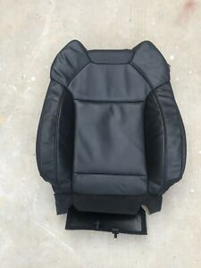 2014 2020 Acura Mdx Front Left Driver Seat Upper Leather Seat back Cover Oem
