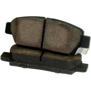 103 04120 Centric Brake Pad Sets 2 Wheel Set Front New For Chevy Ford Mustang