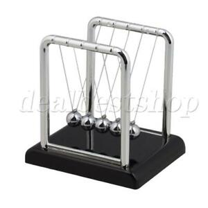 Creative Newton s Cradle Steel Balance Balls Desk Toy Physics Science