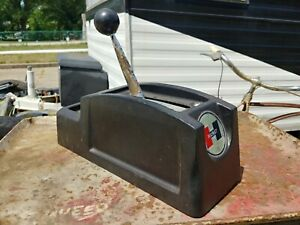 Rare Vintage Hurst Auto Stick 3 Speed Console Shifter Hot Rat Rod Gasser