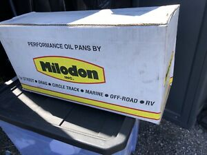 Milodon 30720 Oil Pan Fits Ford 302 289
