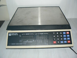 Weigh Tronix 8230 Scale 25 Lb Capacity Tested Working