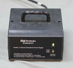 Integra Padgett Model 2 Dp 0007 Power Supply r21