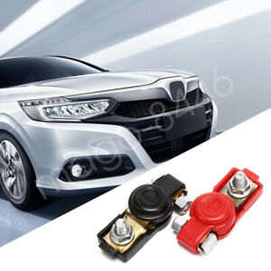 2020 Car Battery Terminal Connector Top Post Positive Negative Duty Universal