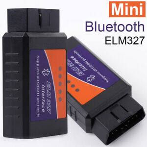 Bluetooth Car Scanner Obd Tool Elm327 For Android Windows Laptop