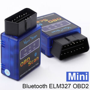 Bluetooth Car Scanner Obd Tool Elm327 For Android Windows Laptop B Series