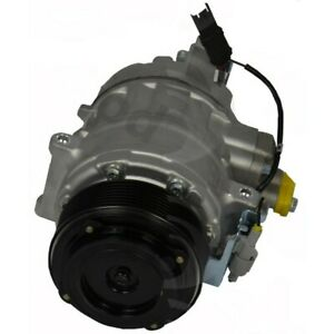 6513181 Gpd A c Ac Compressor New For 535 740 3 Series With Clutch Bmw X5 740i