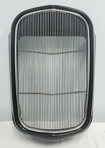 1932 Ford Grille Shell And Insert