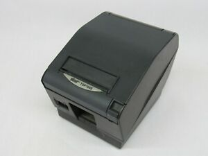 Star Tsp700ii Thermal Pos Receipt Printer Parallel Dark Gray