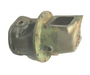 Used John Deere L Tractor Transmisson And Diff Case Housing L4000t Al2601t