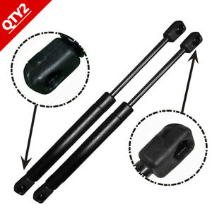 2x Front Hood Lift Supports Shocks Spings For Dodge Ram 1500 2500 3500 4500 5500