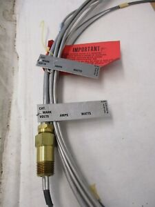 Nelson Heater Mineral Insulated Cable Quick Trace H 4187 79volts 3 0amp 237w