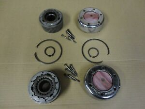Ford Chevy Dodge Dana 60 Front Manual Lock Out Hubs K30 F350