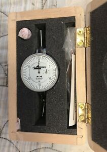 Test Indicator 0 0005 Swiss Type Vertical Dial Graduation 0 0 060 Dovetail Tool