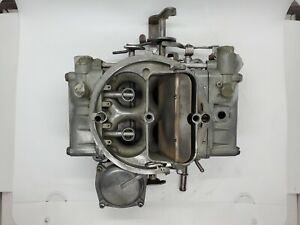 Holley 4 Bbl ford Chevy Carburetor 1968
