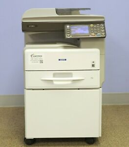 Savin 301 Black White Multifunction Copier Only 21k Copies 30 Ppm B w