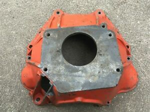 Buick Olds Pontiac V6 4 Speed Aluminum Bell Housing 1249599 Cable Fork Saginaw