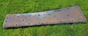1935 Plymouth Coupe Or Roadster Passenger Side Running Board
