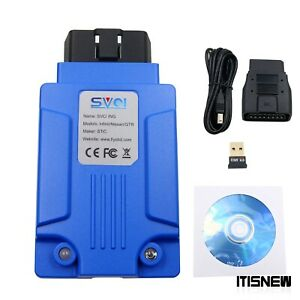 Svci Ing Diagnostic Tool For Cars Programming For Infiniti nissan Replacement