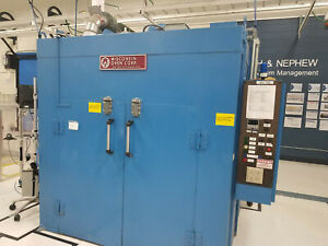 Wisconsin Powder Coating curing Oven Heating Area 5 X 5 X 6