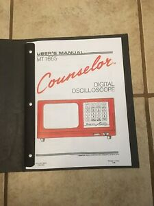 Snap On Mt1665 Counselor Ignition Scope Instructions