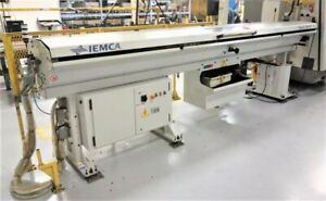 3 Cap Iemca Master 880 mp e Magazine Type 12 Bar Feeder