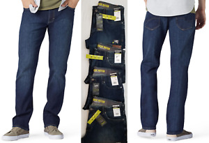 LEE Performance Series Straight Fit Extreme Motion Mens Stretch Jeans Jaxson $24.99